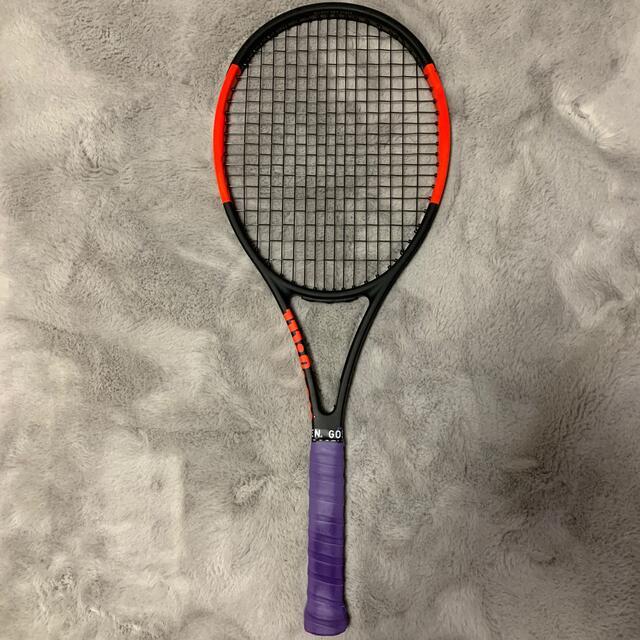 wilson(ウィルソン)のウィルソン プロスタッフ スポーツ/アウトドアのテニス(ラケット)の商品写真