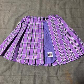 フィラ(FILA)のFILA girls2 インナーパンツ付きスカート(パンツ/スパッツ)