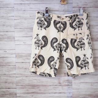 エンジニアードガーメンツ(Engineered Garments)のFWK ENGINEERED GARMENTS Ghurka Shorts(ショートパンツ)