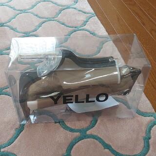 Yellow boots - 室内試し履きのみ YELLO イエロー クリアショートブーツ サイズ L