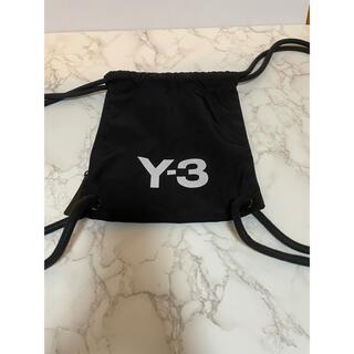 ワイスリー(Y-3)のY-3 MINI GYMBAG ワイスリー リュック ジムバッグ バッグ(バッグパック/リュック)