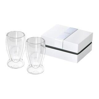 プルミエール(PREMIERE)の PREMIERE AOYAMA ニュイ ペアサーモグラス(グラス/カップ)
