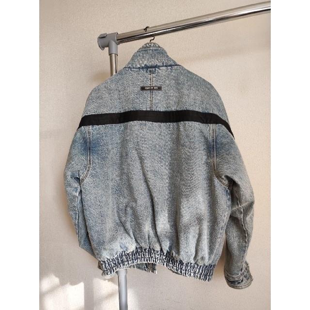 FEAR OF GOD(フィアオブゴッド)のDude9 Fear of God デニムジャケット メンズのジャケット/アウター(Gジャン/デニムジャケット)の商品写真