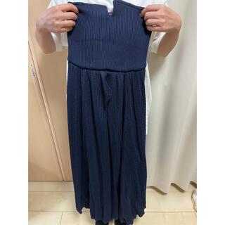ココディール(COCO DEAL)のCOCO DEAL ココディール ベアトップスカート サイズ2(ロングスカート)