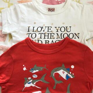 ギャップキッズ(GAP Kids)の男の子Tシャツセット(Tシャツ/カットソー)