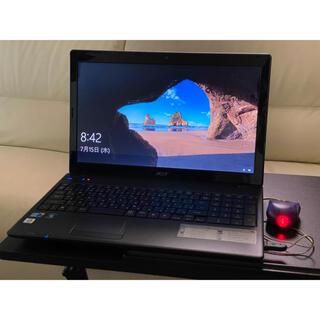 Acer - ノートパソコン acer Aspire 5742 AS5742-F52D/K