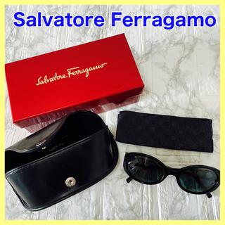 Salvatore Ferragamo - サルヴァトーレ フェラガモ レディース サングラス ガンチーニ ラインストーン
