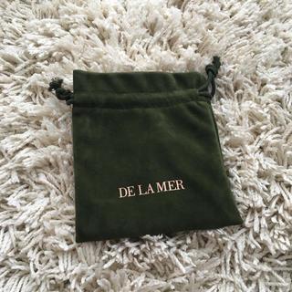 ドゥラメール(DE LA MER)のドゥラメール 巾着(ポーチ)