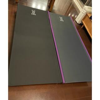 ドッペルギャンガー(DOPPELGANGER)のDOD コット ワイドキャンピングベッド 2台セット(寝袋/寝具)