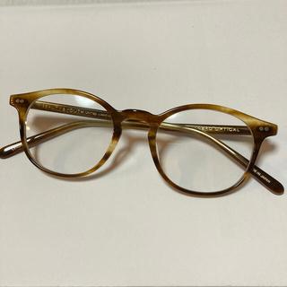 ビューティアンドユースユナイテッドアローズ(BEAUTY&YOUTH UNITED ARROWS)のKaneko Optical (金子眼鏡) メガネ(サングラス/メガネ)