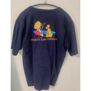 ウォークマン(WALKMAN)のワークマン ミッキー Tシャツ(Tシャツ/カットソー(半袖/袖なし))