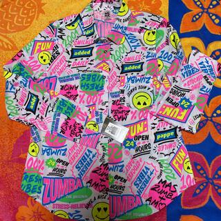 ズンバ(Zumba)のzumba ☆ズンバポップシャツ XS正規品(トレーニング用品)