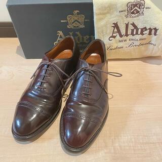 オールデン(Alden)のAlden 9015 コードバン  6h D(ドレス/ビジネス)