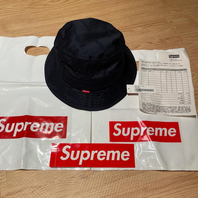 Supreme(シュプリーム)のsupreme バケット ハット シュプリーム メンズの帽子(ハット)の商品写真