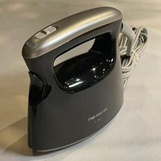 Panasonic - 衣類スチーマー NI-FS350-K ブラック