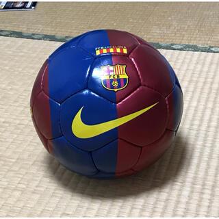 ナイキ(NIKE)のサッカーボール バルセロナ(ボール)