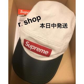 シュプリーム(Supreme)のSupreme 2-tone denim camp cap(キャップ)