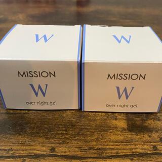 エイボン(AVON)の2個セット ミッション ホワイトオーバーナイト ジェル(美容液)