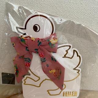 フェイラー(FEILER)の新作フェイラーfeilerハイジプチスカーフピンク新品未使用(その他)