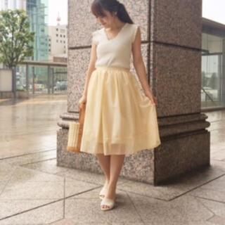 マーキュリーデュオ(MERCURYDUO)のマーキュリーデュオ♡フレアスカート(ひざ丈スカート)