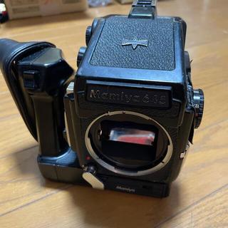 マミヤ(USTMamiya)の落天じじい様専用レトロカメラ祭④⑤ Mamiya 645 大と小2つ(その他)