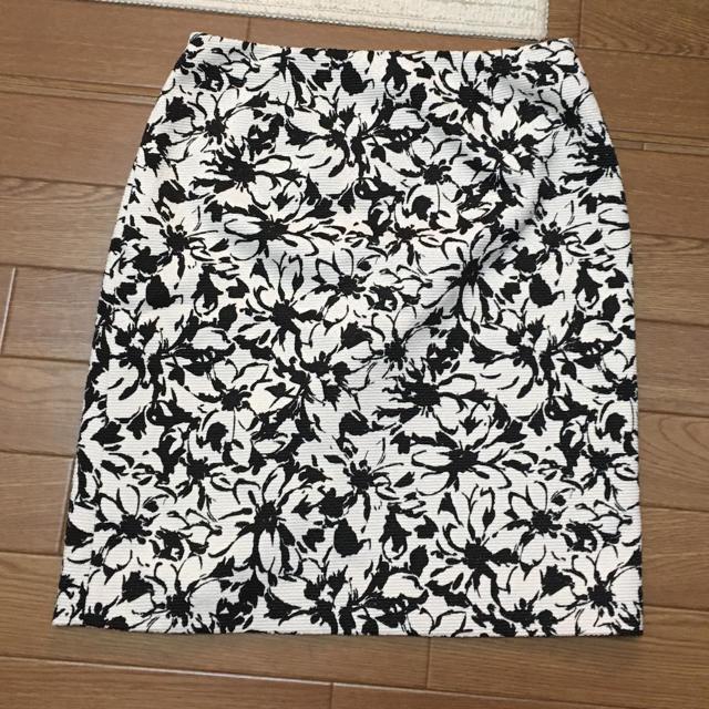 NATURAL BEAUTY BASIC(ナチュラルビューティーベーシック)のNATURAL BEAUTY BASIC タイトスカート レディースのスカート(ミニスカート)の商品写真
