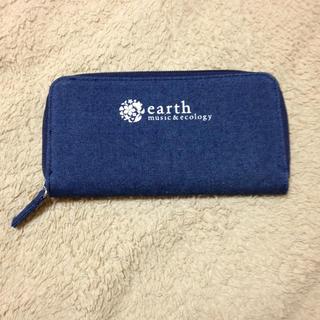アースミュージックアンドエコロジー(earth music & ecology)の送料込未使用品♡アースお財布(財布)