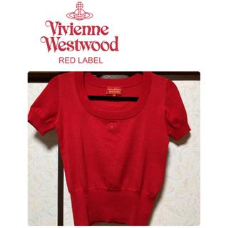 ヴィヴィアンウエストウッド(Vivienne Westwood)の✨お値下げ中✨Vivienne Westwood サマーニット(ニット/セーター)