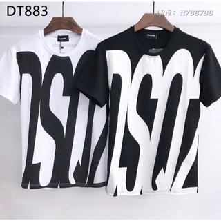 ディースクエアード(DSQUARED2)のDSQUARED2(#35) 2枚9000 Tシャツ 半袖 M-3XLサイズ選択(その他)
