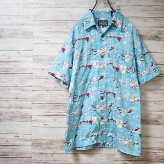 ステュディオダルチザン(STUDIO D'ARTISAN)のStudio D'artisan 17SS オリジナルアロハシャツ(シャツ)