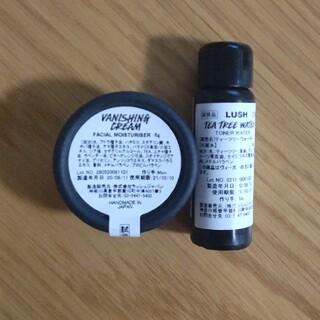 ラッシュ(LUSH)のラッシュ  化粧水、保湿クリーム サンプル(化粧水/ローション)