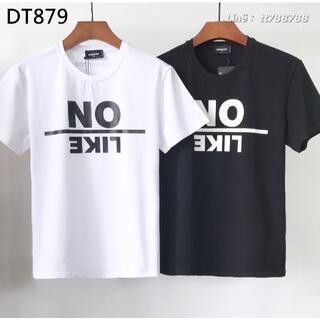 ディースクエアード(DSQUARED2)のDSQUARED2(#39) 2枚9000 Tシャツ 半袖 M-3XLサイズ選択(その他)