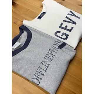 グッドイナフ(GOODENOUGH)のGOODENOUGH グッドイナフ Tシャツ 2枚セット藤原ヒロシ APE (Tシャツ/カットソー(半袖/袖なし))