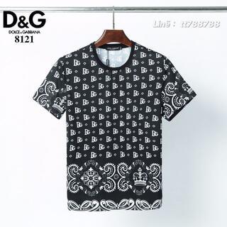 DOLCE&GABBANA - 2枚10000 DOLCE&GABBANA Tシャツ 半袖 #34