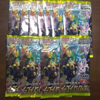 ポケモン(ポケモン)のポケモンカード イーブイズヒーローズ 11パック(Box/デッキ/パック)