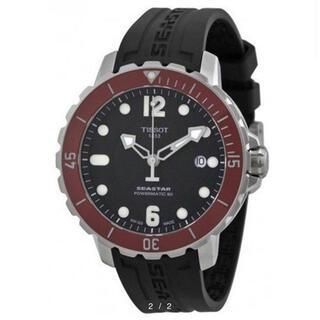 ティソ(TISSOT)の【美品】ティソ Tissot 腕時計 メンズ 時計(腕時計(アナログ))