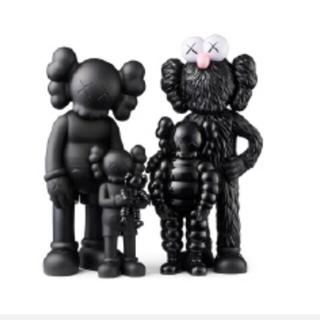 メディコムトイ(MEDICOM TOY)のKAWS FAMILY BLACK BE@RBRICK medicom toy (その他)