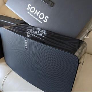 BOSE - 【新品同様】SONOS PLAY:5 (gen2)  ブラック