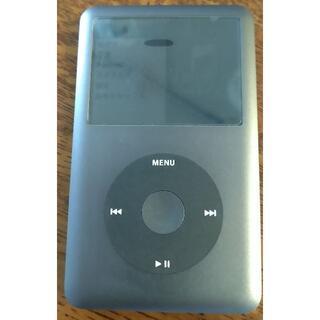 Apple - iPod classic 120 GB BLACK