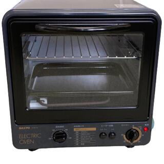 パナソニック(Panasonic)のPanasonic 三洋 電気オーブン SOB-14(DGR)(調理機器)