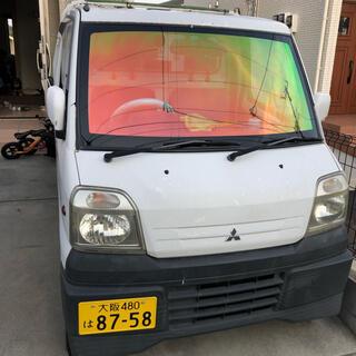 三菱 - ミニキャブトラック 軽トラ 車検付き