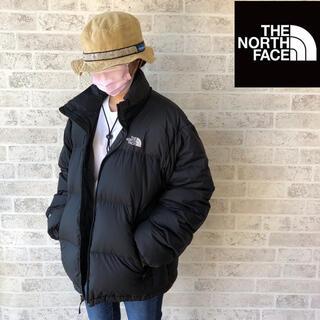 THE NORTH FACE - 【1番人気!】ノースフェイス ダウンジャケット ヌプシ 黒 US規格メンズM