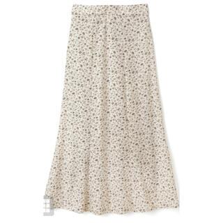 GRL - グレイル GRL 小花柄マーメイドスカート[gc20] アイボリー