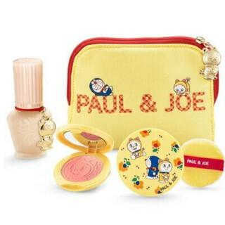 PAUL & JOE - 新品 未使用☆ PAUL & JOE ポール&ジョー クリスマス ドラえもん