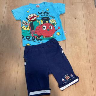 アンパンマン - 90cm アンパンマンキッズコレクション Tシャツ+マリンパンツ 2点セット☆