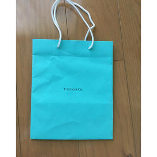 ティファニー(Tiffany & Co.)のティファニー 紙袋 ショップ袋(ショップ袋)