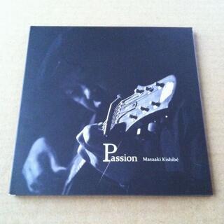 岸部眞明 Passion  パッション   アコースティックギター CD(ヒーリング/ニューエイジ)