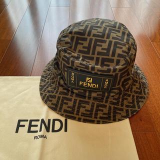 フェンディ(FENDI)のFENDI  ズッカ柄 ハット(ハット)
