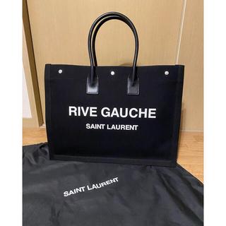 サンローラン(Saint Laurent)のサンローラン トートバッグ ブラック 新品(トートバッグ)