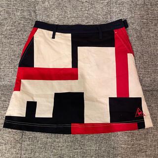 le coq sportif - ルコック スカートサイズ7